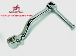 Kickstart Lever  -Triumph 3/5TA T90 T100 T21 57-1438 UK Made