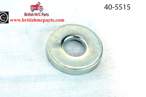 BSA C15 B40 Front Wheel Hub Bearing Dust Cover 40-5515 UK MADE