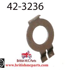 42-3236 Lock Nut Tab Washer Clutch Mainshaft  BSA B31 A10