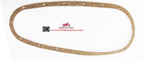 Primary Chaincase Gasket (CORK)  BSA M20/21,/33, C10/11 & B31 Rigid 66-7514