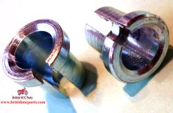 90-8506 BSA Bantam D1 D3 D5 D7 Brake And Clutch Cable Ferrules UK Made