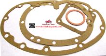 GASKET SET (GEARBOX) BSA B31 B33 M20 M21 Plunger Frame Models. BSA 344