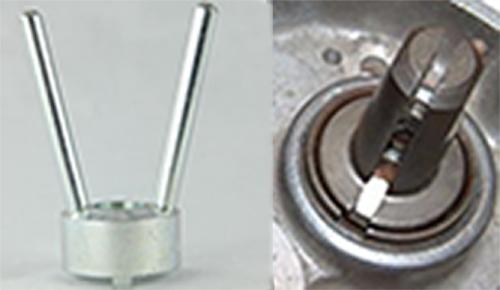 GEARBOX Lock Ring Extractor - NORTON AMC NM23441