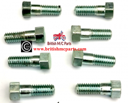 Rear Sprocket Bolt Set BSA BANTAM D7 D10 D14 B175 90-6241