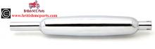 Silencer, BSA C15, B40 ,  40-2786/2762 Made in England.