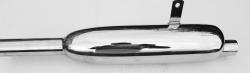 70-4157/8, 70-3935/6 Triumph 3TA 5TA T90 T100 T100R T100S  Silencers/mufflers 7…