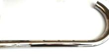 Exhaust Pipe. BSA Bantam D1 D3 Rigid .90-3024 Over Footrest UK Made