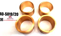 Fork Bushes,  C15, B40 , (4 off) Part Nos,40-5020 40-5019 UK Made