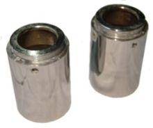Norton Commando Roadholder Fork Oil Seal Holders With Holes 06-0350 UK Made