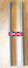 """AJS Matchless Fork Stanchions .01-6322 01-3348 1 1/8"""""""