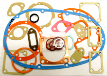BSA C15 ENGINE GASKET SET FOR , C15 Sports, Star SS80 250cc (1959-67) 327 BSA