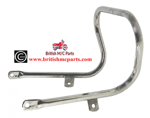 BSA A50, A65  Grabrail   (Chrome)  68-9327  1967-70 Made in UK