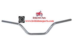 Handlebar, 1 inch, Triumph(Nacelle)3TA5TAT100A 97-1003, 97-1131, 97-1179 UK Made