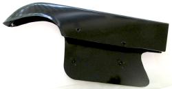 BSA B31 B33 A7 A10 Chainguard, Swing Arm (Black) 1954 56 42-7730