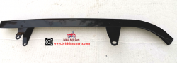 Chainguard Rear  Triumph TR5T T25  (Black) UK Made 83-2224