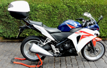 Sold Honda CBR 250R For Sale,  Year 2013, Mileage 7000 SOLD